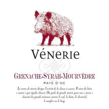 Vénerie Grenache-Syrah- Mourvèdre-0
