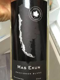 Mas Ekun sauvignon blanc-0