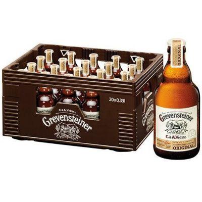 Grevensteiner bier 33 CL-0