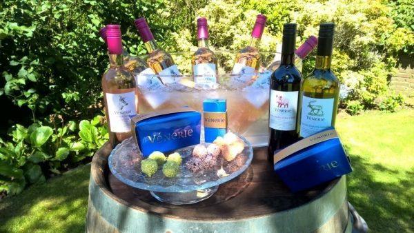 Proefpakket Venerie wijnen (3x6 flessen)-0