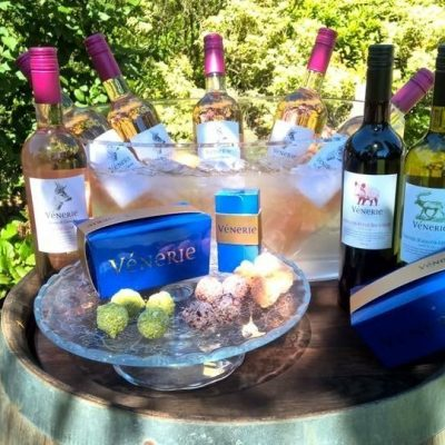 Proefpakket Venerie wijnen (3x4 flessen)-0