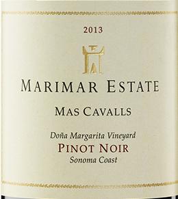 Marimar Torres, Mas Cavalls Pinot Noir-0