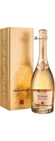Schlumberger DOM Classic Brut in Giftbox-0