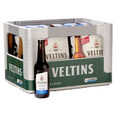 Veltins Alcohol vrij 0.33 cl-0