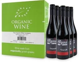 The Organic Wine Company Rood-0