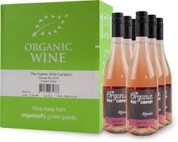 The Organic Wine Company Rose-0